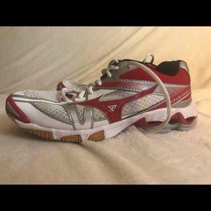 Mizuno field hockey/volleyball shoe